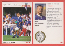 Chelsea Dennis Wise England